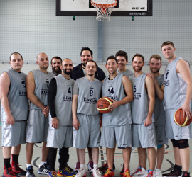 TSV Ellwangen Mustangs Basketball