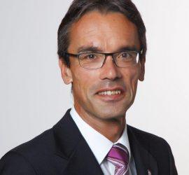 Oberbürgermeister Karl Hilsenbek